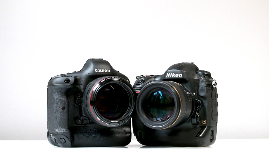Canon 1d mark iv vs 5d mark ii - 7d