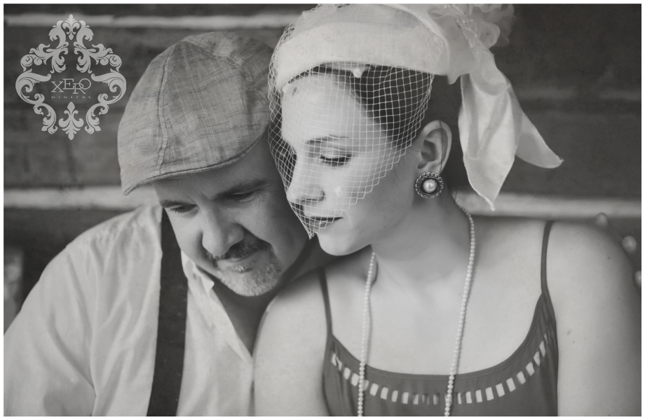 vintage engagement shoot shot by a toronto wedding photography company