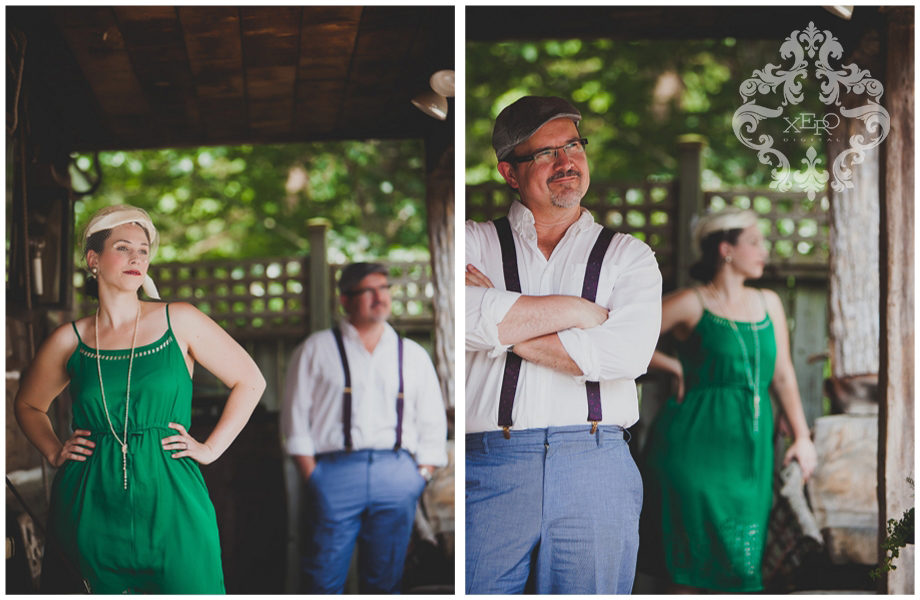 vintage photography by a Toronto wedding photography company
