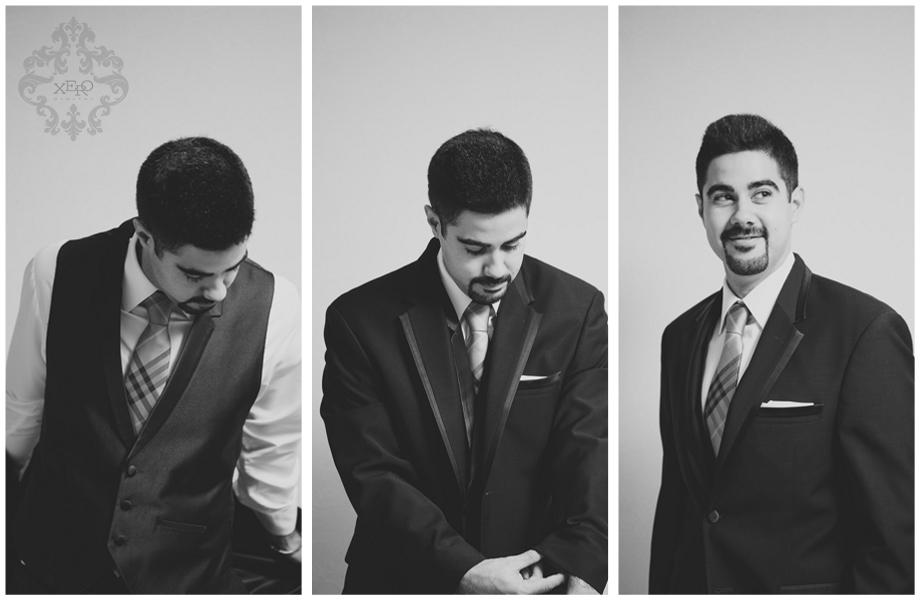 Creative Photography of Groom - Toronto