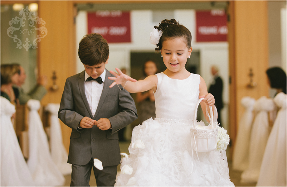 Ringbearer and Flowergirl