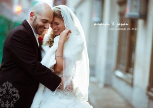 Wedding photography Toronto at the Royal York