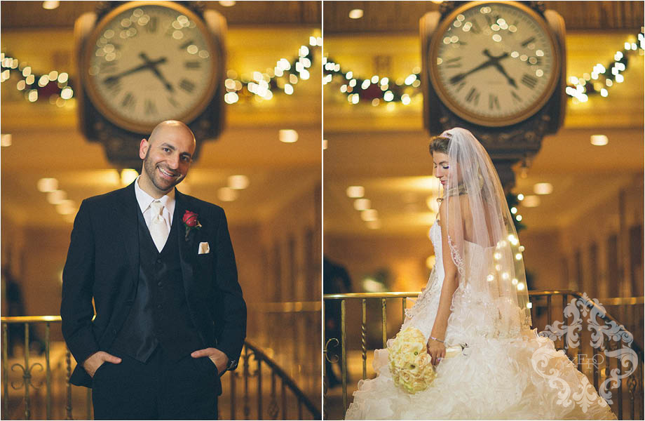 wedding photography inside the Royal York