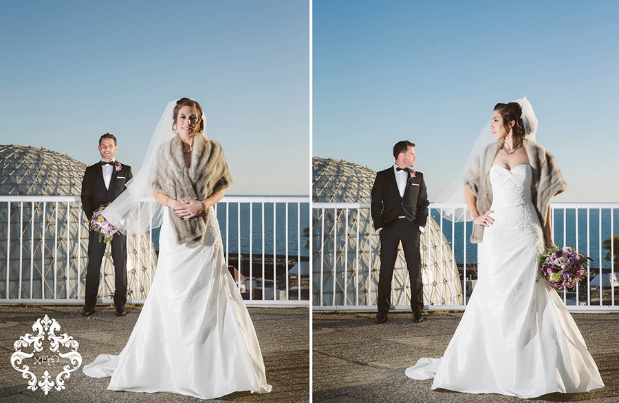 loving the fur shrug on the bride | xerodigital.ca