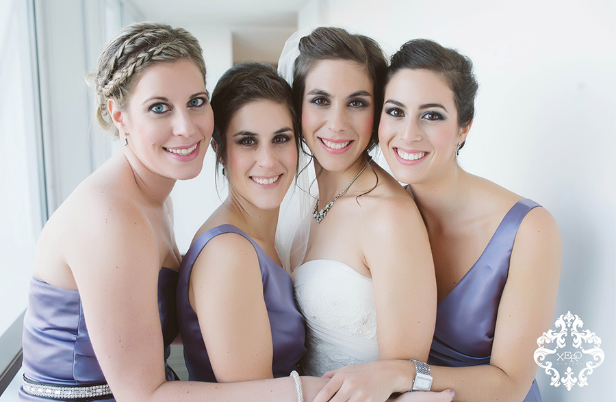 beautiful bridesmaids | xerodigital.ca