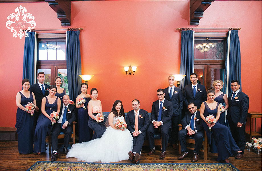 Toronto Wedding Photography at Miller Lash