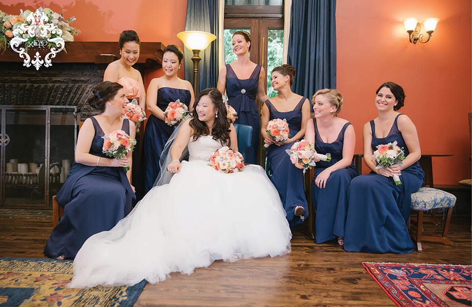 bridesmaids at Miller Lash