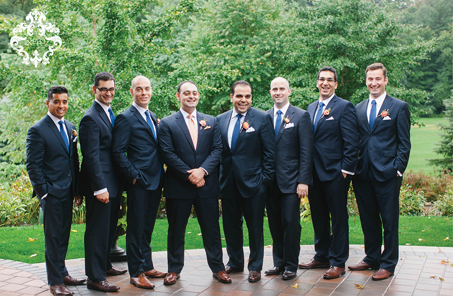 Groomsmen at Miller Lash