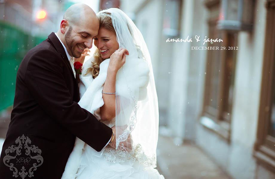 Wedding photography Toronto at the Royal York